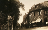 3454 Oosterbeek, ingang Weverstraat, 1930-1936