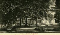 3513 Tuin - Hotel Dreijeroord, 1920-1930