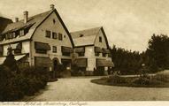 3522 Oosterbeek - Hotel de Bilderberg, Oostzijde, 1934-1940