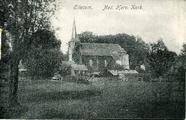 2835-0003 Souvenir Ellecom, Ned. Herv. Kerk, 1920-1930