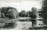 3282 Dieren, Waterpartij achter het Hof, 1910-1920