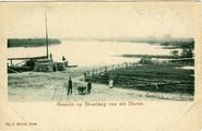 3436 Gezicht op Doesburg van uit Dieren, 1885-1906