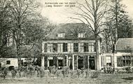 3768 Achterzijde van het Hotel Laag Soeren met park, 1910-1940