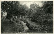 751 Velp, Watervalletje in het Villapark, 1918-09-06