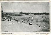 869 Zwembad te Velp, In Den Gelderschen IJssel, 1936-08-21