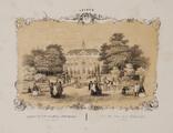 101-0004 Een cahier Gezichten van Arnhem, 1840-1850