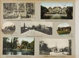 142-0010 Album met diverse foto's en ansichtkaarten van Nederland, 1907-1908
