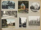 142-0013 Album met diverse foto's en ansichtkaarten van Nederland, 1907-1908