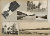 142-0018 Album met diverse foto's en ansichtkaarten van Nederland, 1907-1908