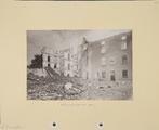 90-0121 Verwoestingsfoto's , 1945