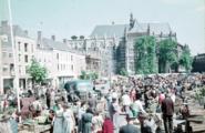 3249 Markt, 1955-1958