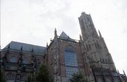 4717 Eusebiuskerk, 1980-1985