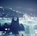 7139 Panorama Arnhem bij nacht, ca. 1965