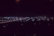 7142 Panorama Arnhem bij nacht, ca. 1960