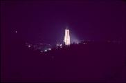 7146 Panorama Arnhem bij nacht, ca. 1980