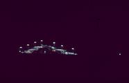 7153 Panorama Arnhem bij nacht, ca. 1980