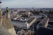 7154 Panorama Arnhem vanaf de Eusebiuskerk, ca. 1985