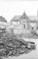 1023 Arnhem verwoest, 1945