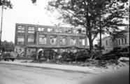 1032 Arnhem verwoest, 1945