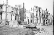 1034 Arnhem verwoest, 1945