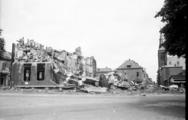 1055 Arnhem verwoest, 1945
