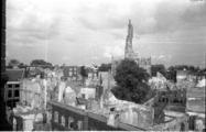1070 Arnhem verwoest, 1945