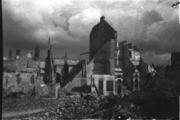 1091 Arnhem verwoest, 1945