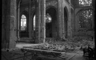 1128 Arnhem verwoest, 1945