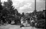 1169 Arnhem verwoest, 1945