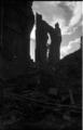 1187 Arnhem verwoest, 1945