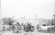 119 Arnhem verwoest, 1945