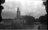 1193 Arnhem verwoest, 1945
