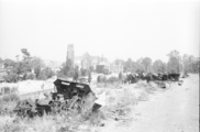 120 Arnhem verwoest, 1945