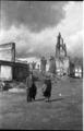 1202 Arnhem verwoest, 1945