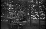 1210 Arnhem verwoest, 1945