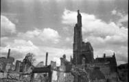 1212 Arnhem verwoest, 1945