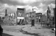1216 Arnhem verwoest, 1945