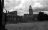 1222 Arnhem verwoest, 1945