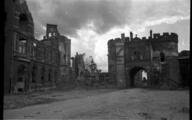 1223 Arnhem verwoest, 1945