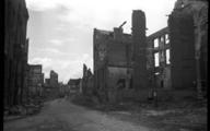 1226 Arnhem verwoest, 1945