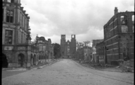 1227 Arnhem verwoest, 1945