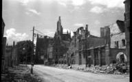 1229 Arnhem verwoest, 1945