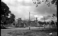 1231 Arnhem verwoest, 1945