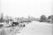 127 Arnhem verwoest, 1945