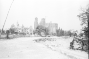 129 Arnhem verwoest, 1945