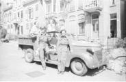 130 Arnhem verwoest, 1945