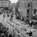 1317 Wageningen, Hoogstraat, 1950