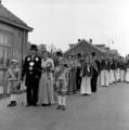 1326 Wageningen, Hoogstraat, 1950