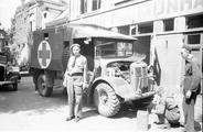133 Arnhem verwoest, 1945