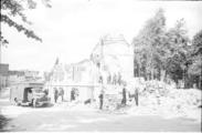 148 Arnhem verwoest, 1945
